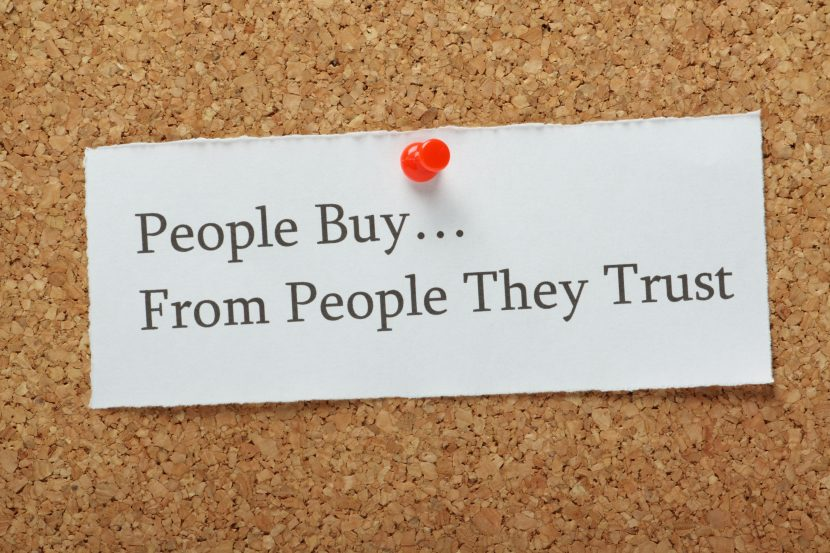 Trust Buy Social Proof