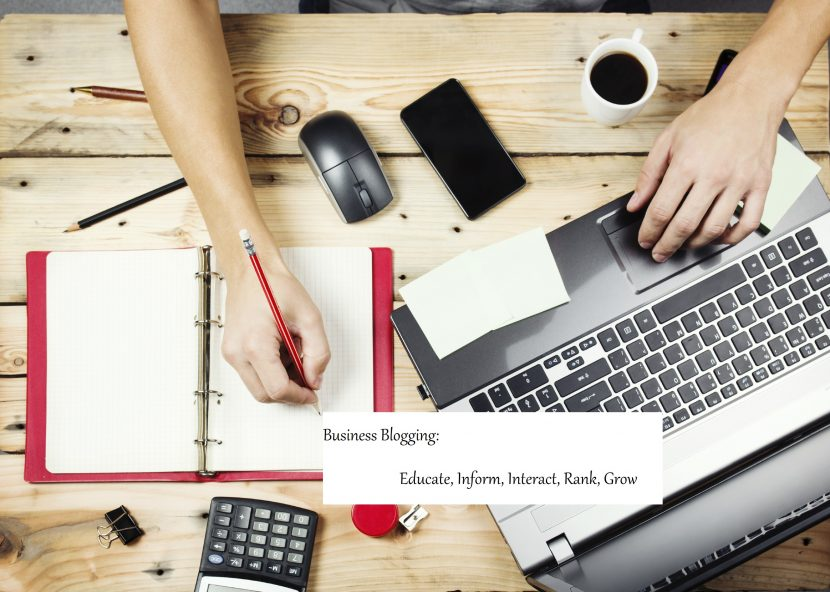 Importance of Business Blogging